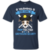 This Girl Is Pawtected By Greyhound Security T Shirt