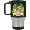 Nice Labrador Mug - Happy St Patrick's Day, is an awesome gift