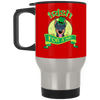 Nice Doberman Mug - Irish For A Day, is a cool gift for friends