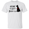 Nice Boxer T Shirt - Home Is Where Your Boxer Is, is a cool gift