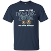 Nice Boxer Black T Shirt - Come To The Bark Side We Have Boxers