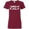 Nice Fishing T Shirt - Sunday Funday Fishing, is a cool gift for you