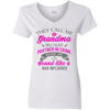They Call Me Grandma Because Partner In Crime White Shirt T Shirt