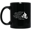 I Don't Quit - I Will Not Let My Worry Control Me Cycling Mug
