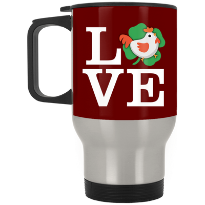 Nice Chicken Mug - Love Chicken, is a cool gift for your friends