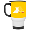 Nice Corgi Mug - In The World Where You Can Be, is a cool gift