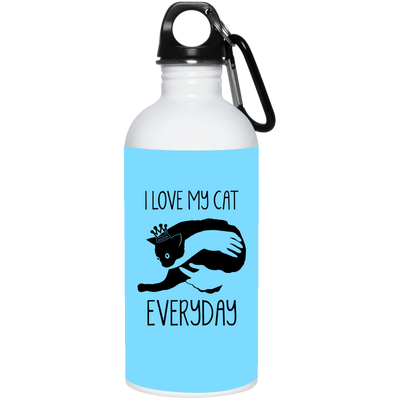 Nice Cat Mug - I Love My Cat Every Day, is cool gift for friends