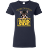 Amazing Chihuahua Tshirts Welcome To The Bark Side T Shirt