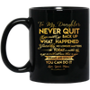 Get On Track And Move Closer To Your Dreams And Goals Mother Daughter Mug
