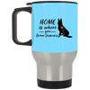Nice Shepherd Mug - Home Is Where Your Shepherd Is, cool gift