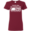 Funny T Shirt I'm Here Now But I'd Rather Than Fishing T Shirt