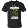Soul Of A Mermaid T Shirt