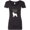 Pug Lives Matter Funny Dog T Shirt With Cool Graphics