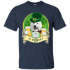 Nice Samoyed T Shirt - Happy St Patrick's Day, is a cool gift for you