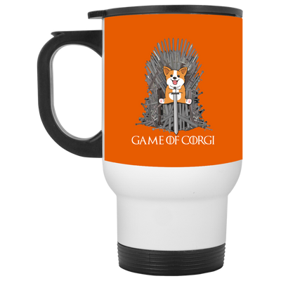 Nice Corgi Mug - Game Of Corgi, is awesome gift for your friends