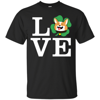 Nice Corgi T Shirt - Love Corgi, is a cool gift for your friends