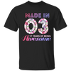 Age - Made In 03 17 Years Of Being Awesome T-shirt