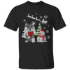 Dog Xmas - Special Christmas with Schnauzer T-shirt