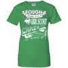Tough Enough To Be A Girl Scout T Shirt