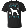 How I Spell Happiness Boxer T Shirt
