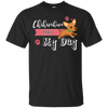 Chihuahua Makes My Day T Shirt