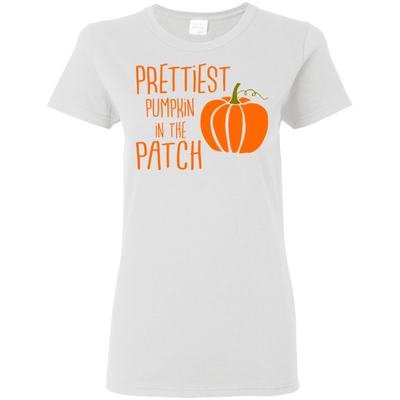 Prettiest Pumpkin In The Patch Shirt Ver 4 T Shirt