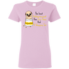 Cute Pug T Shirt The Best Antidepressant Has Four Paws And A Purr W