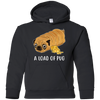 Nice Pug T Shirt - A Loaf Of Pug Ver 1, is a cool gift for friends