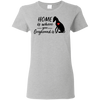 Nice Greyhound T Shirt - Home Is Where Your Greyhound Is, cool gift