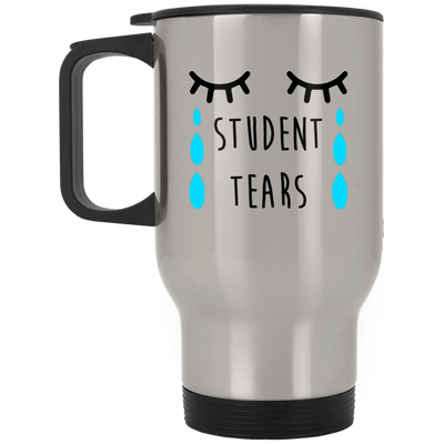 Student Tears Travel Mug