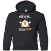 Nice Chicken T Shirt - Find A Chicken Pick It Up, is a cool gift