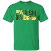 10% Irish 90% Drunk Corgi T Shirt