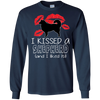 I Kissed A German Shepherd And I Liked It T Shirt