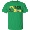 10% Irish 90% Drunk Pug T Shirt