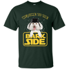 Amazing Poodle Tshirts Welcome To The Bark Side T Shirt