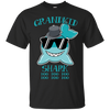 Deep Sea Lovely Color Grandkid Shark T Shirt