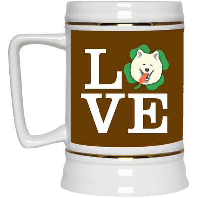 Nice Samoyed Mug - Love Samoyed, is a cool gift for your friends