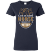 Cute Horse Tshirts Life Is Good Horse Make It Better V2 T Shirt