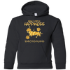 How I Spell Happiness Dachshund T Shirt