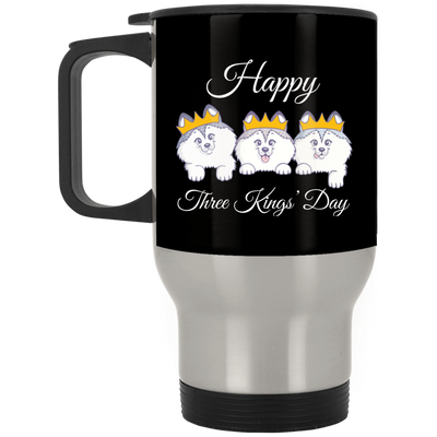 Nice Husky Mug - Three Kings' Day Husky, nice gift for friends