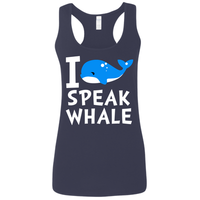 I Speak Whale Outstanding Cool Style T Shirt For Ocean Lover