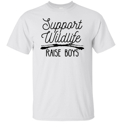 Support Wildlife Raise Boys Shirt Ver 3 T Shirt