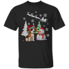 Dog Xmas - Special Christmas with Beagle T-shirt