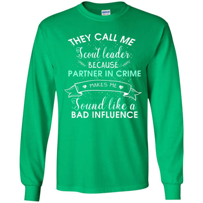 10d737176 They Call Me Scout Leader Girl Scout T Shirt - Gift For Crush