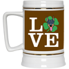 Nice Doberman Mug - Love Doberman, is a cool gift for friends