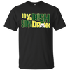 10% Irish 90% Drunk Poodle T Shirt