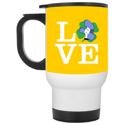 Nice Poodle Mug - Love Poodle, is a cool gift for your friends
