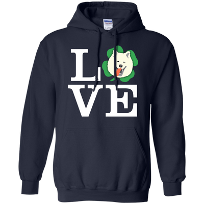 Nice Samoyed T Shirt - Love Samoyed, is a cool gift for your friends