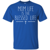 Mama Wife Blessed Life Shirt Ver 2 T Shirt
