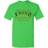 Dear Uncle - Irish Today Hungover Tomorrow T Shirt